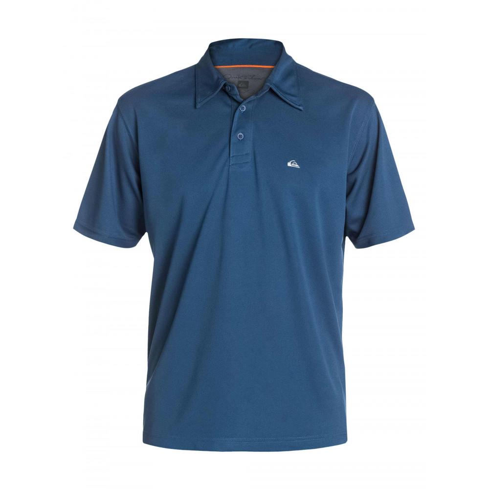 Men's Water Polo 2 Short Sleeve Polo Shirt 508610 Quiksilver