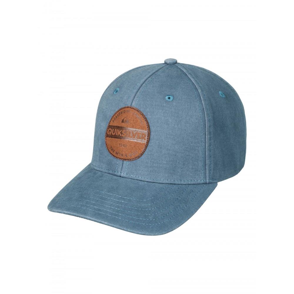 Mens Blues Buster Snapback Cap AQYHA03842 Quiksilver