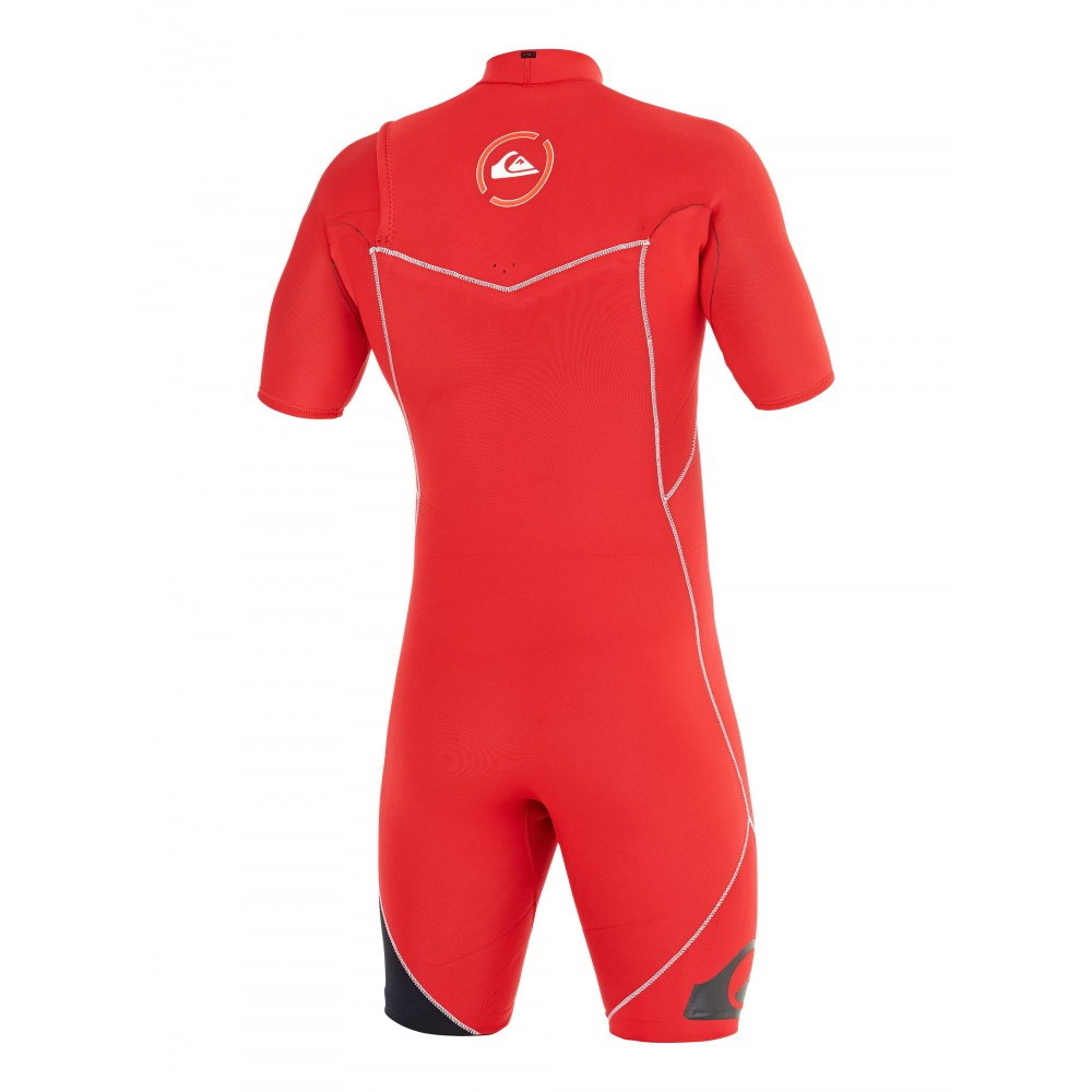 Mens AG47 Zipperless 2MM Springsuit Wetsuit AQYW503008 Quiksilver