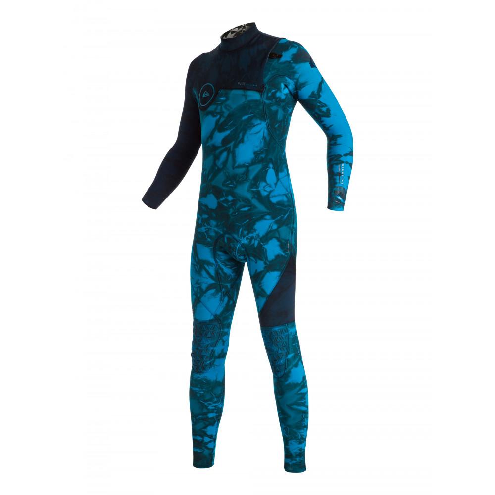 Boys 8-16 Highline 4/3MM GBS Tie Dye Ziperless Steamer EQBW103003 QUIKSILVER