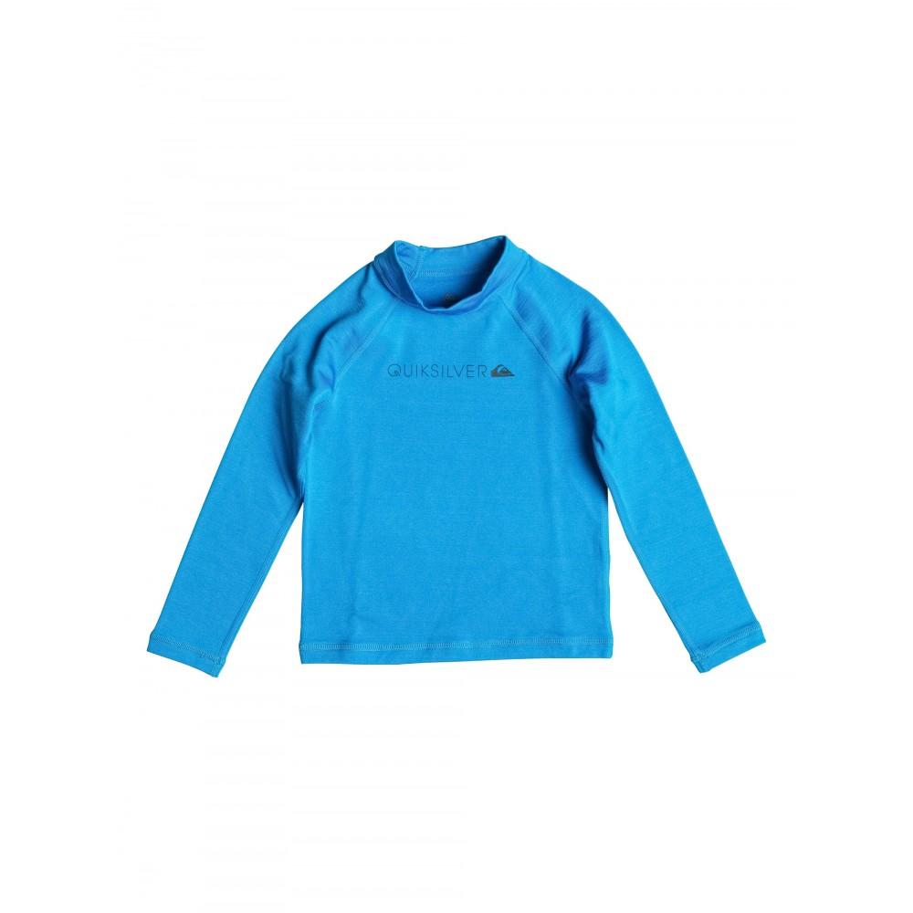 Boys 2-7 Heater Long Sleeve Rash Vest EQKWR03005 Quiksilver