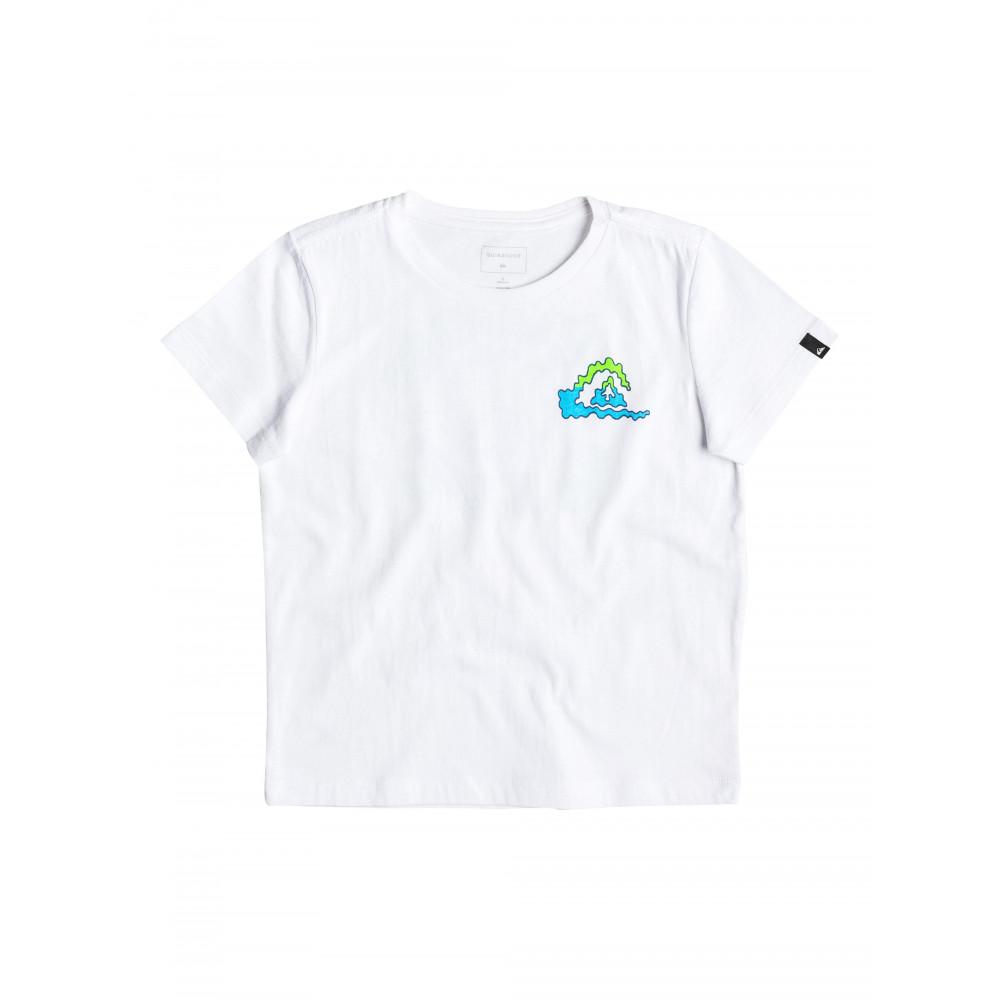 EQKZT03106 Boys 2-7 Mellow Out T Shirt Quiksilver