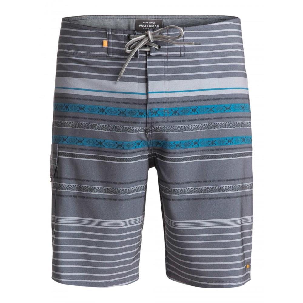 Mens Inca Stripe Boardshort EQMBS03018 Quiksilver