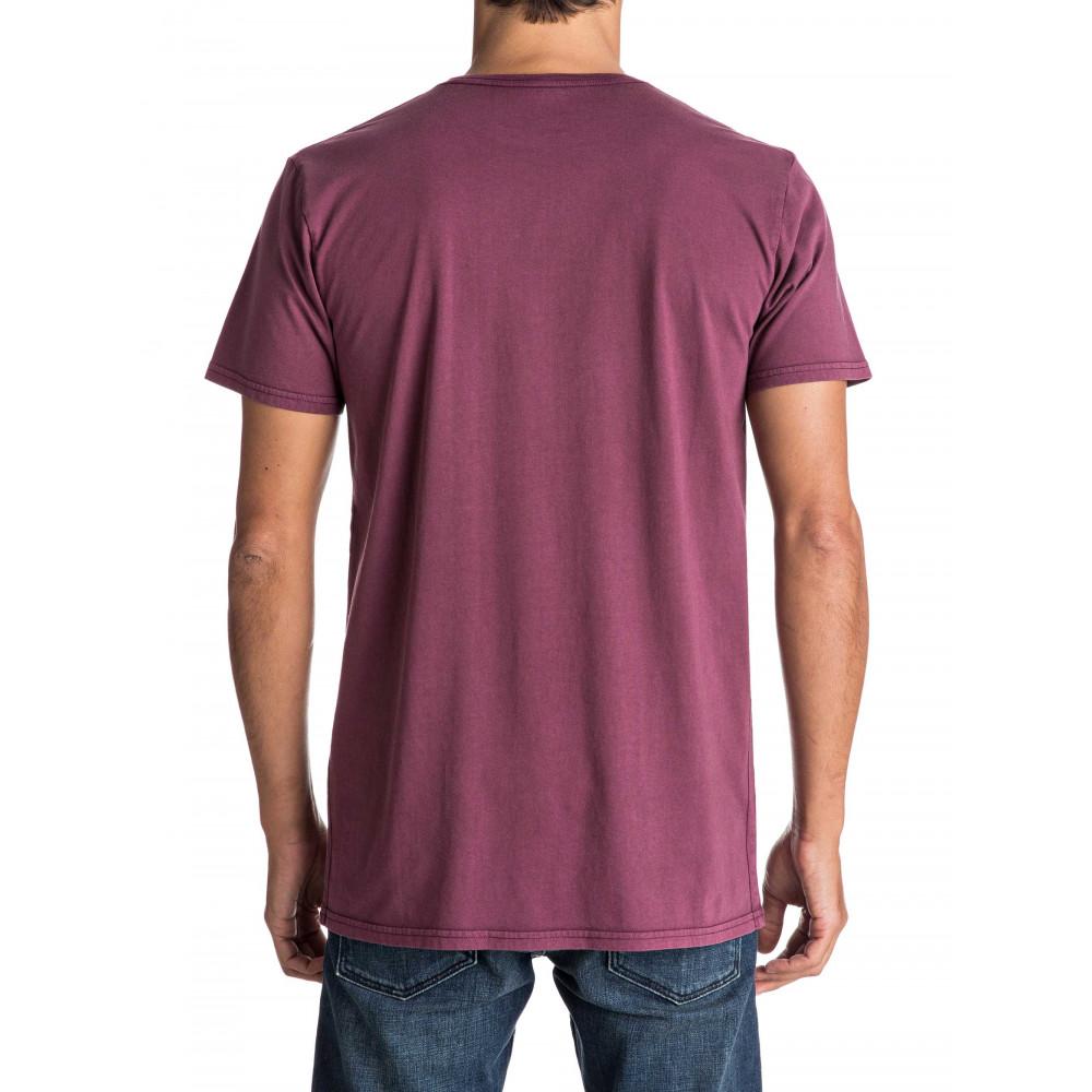 Mens Acid Sun T Shirt EQYKT03579 Quiksilver