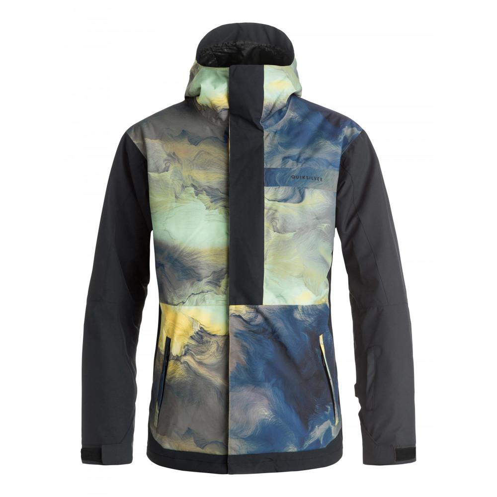 Mens Ambition 10K Snow Jacket EQYTJ03064 Quiksilver