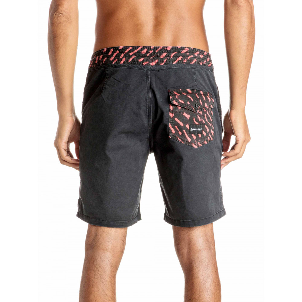 Mens Street Short Slasher Walk Short EQYWS03355 QUIKSILVER