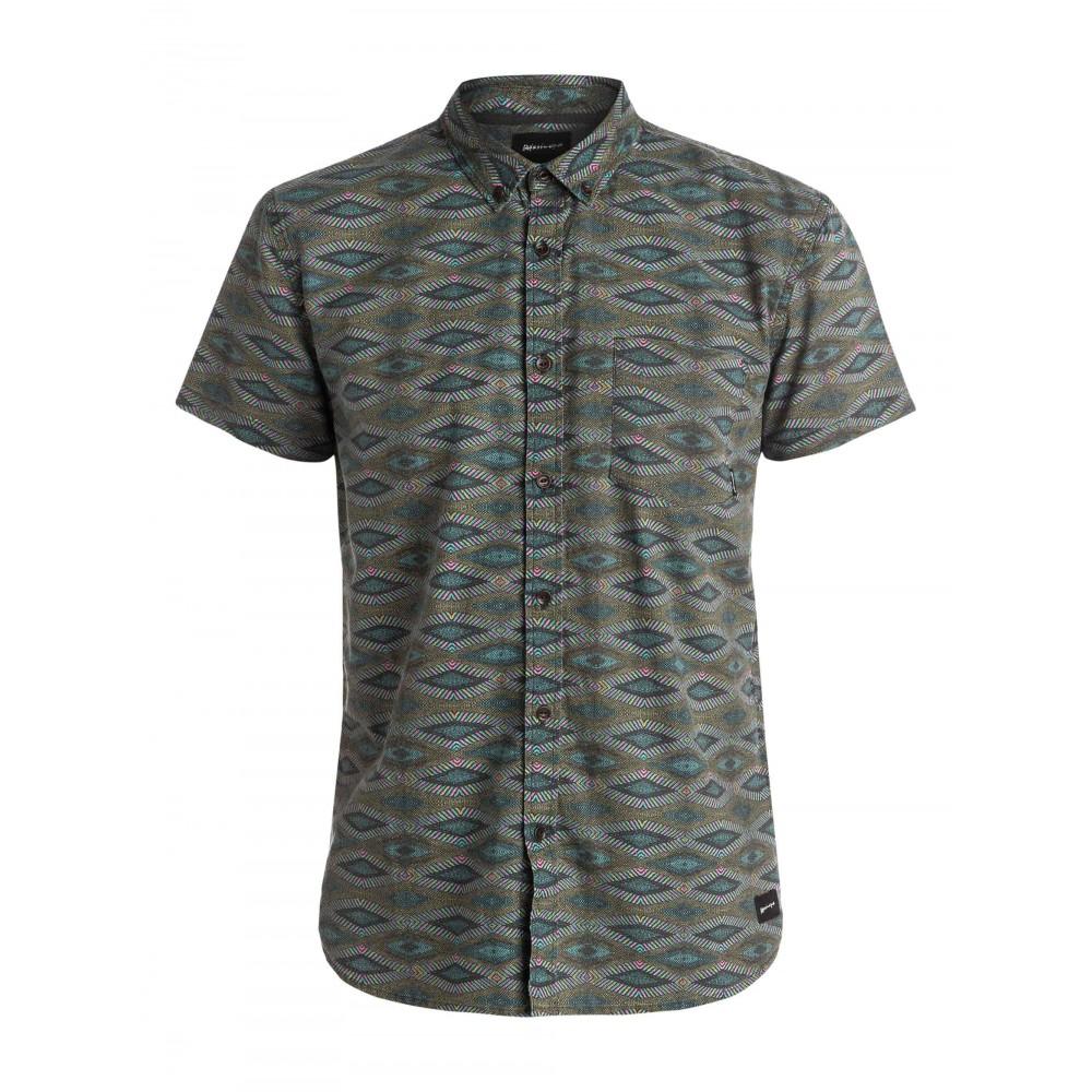 Mens Dream Weaver Short Sleeve Shirt EQYWT03358 QUIKSILVER