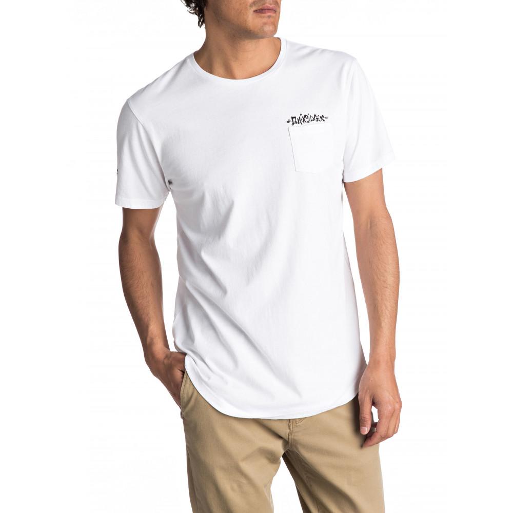 Mens Surf Ritual 2 T Shirt EQYZT04518 Quiksilver