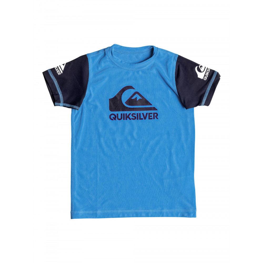 Boys 2-7 Heats On Short Sleeve Rash Vest UQKWR03038 Quiksilver