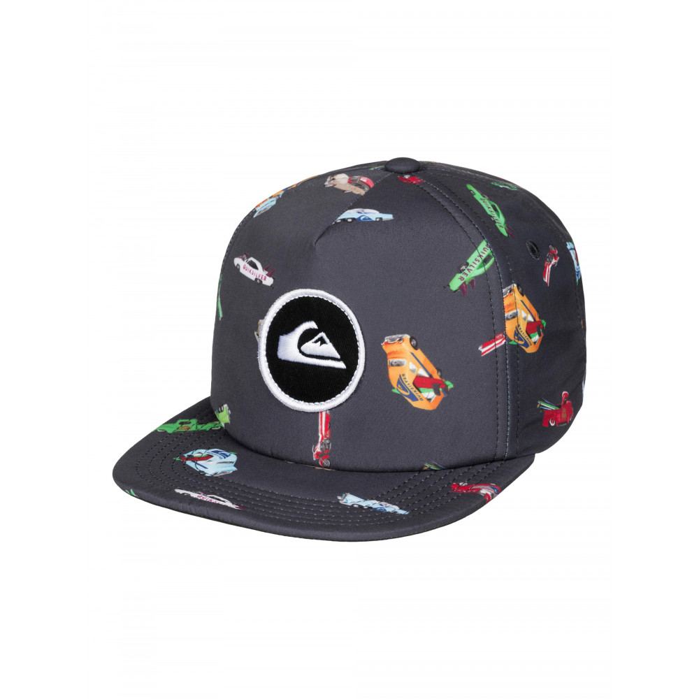 Boys 2-7 Carpack Cap