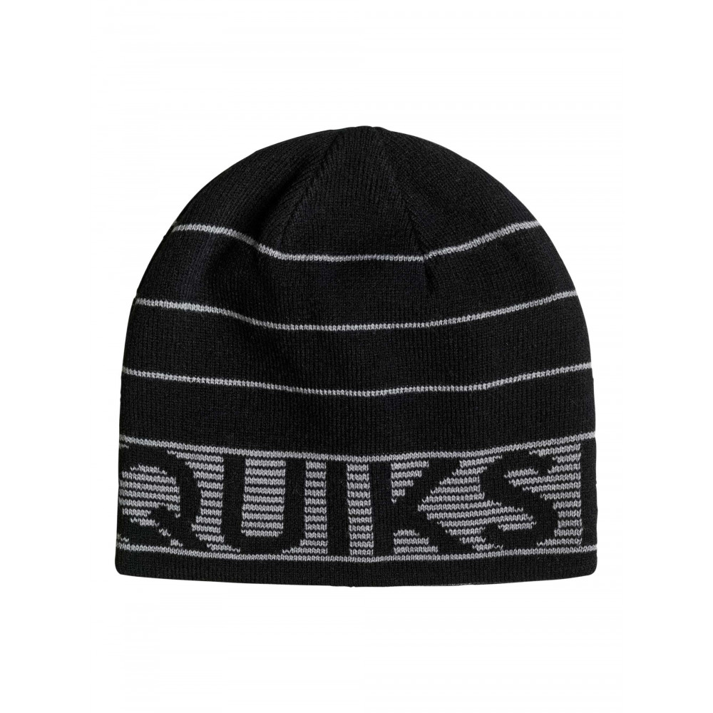 Mens Out Of Bounds Reversible Beanie
