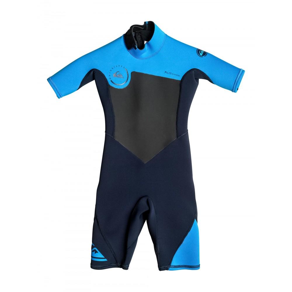 Boys 2-7 Syncro 2/2mm Short Sleeve Springsuit Wetsuit