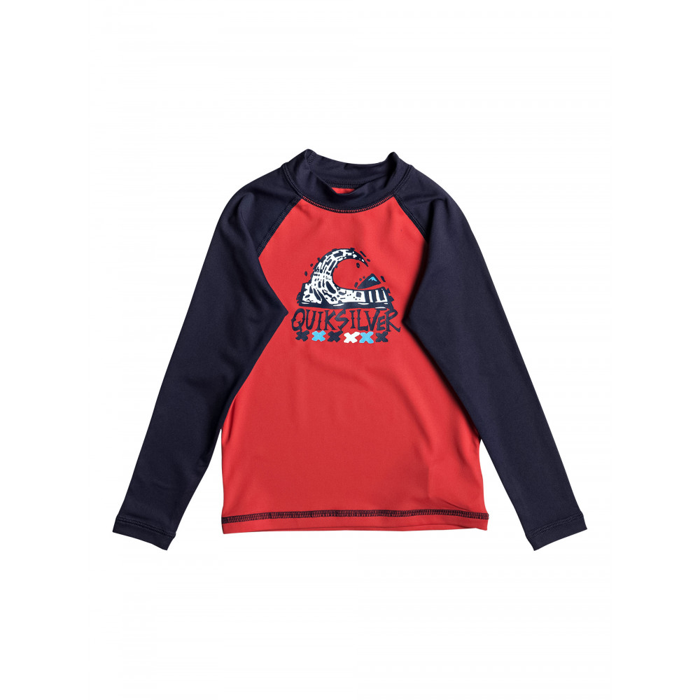 Boys 2-7 Bubble Dream Long Sleeve UPF 50 Rash Vest