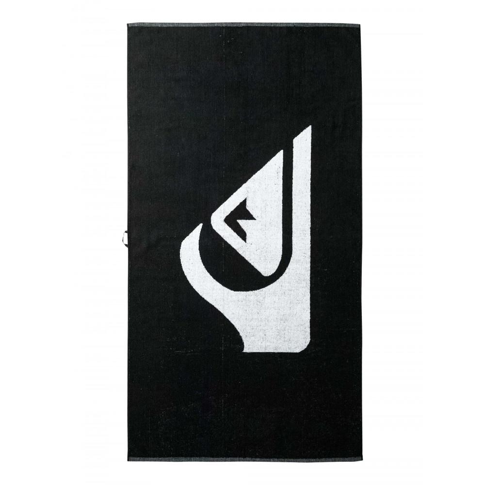 Mens Woven Logo Towel