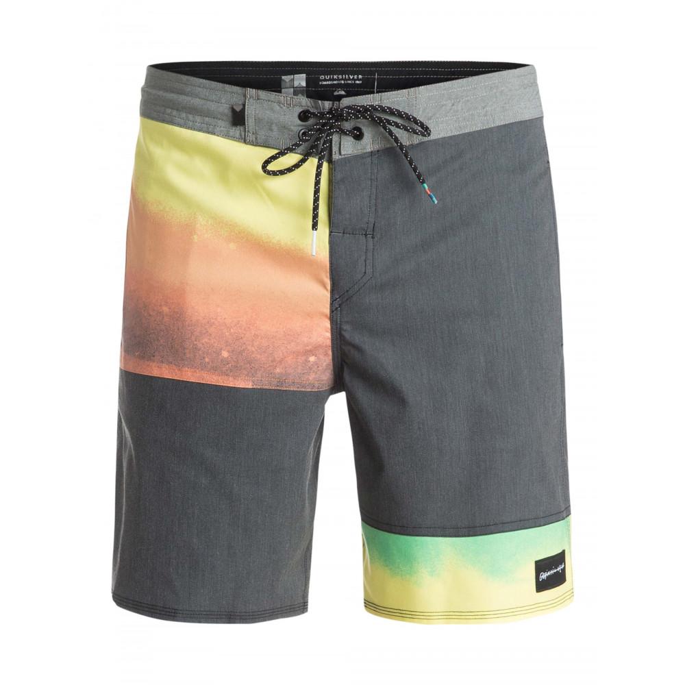 """Mens Offset Beachshort 18"""" Boardshort"""