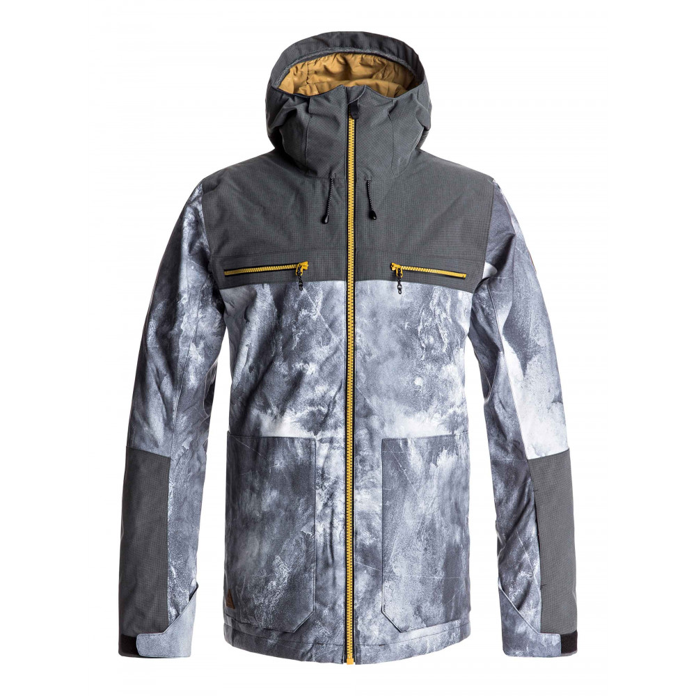 Mens Arrow Wood 15K Snow Jacket