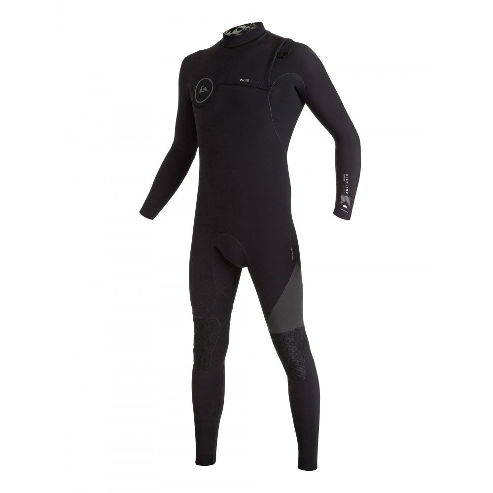 Mens Highline 4/3MM GBS Zipperless Steamer Wetsuit