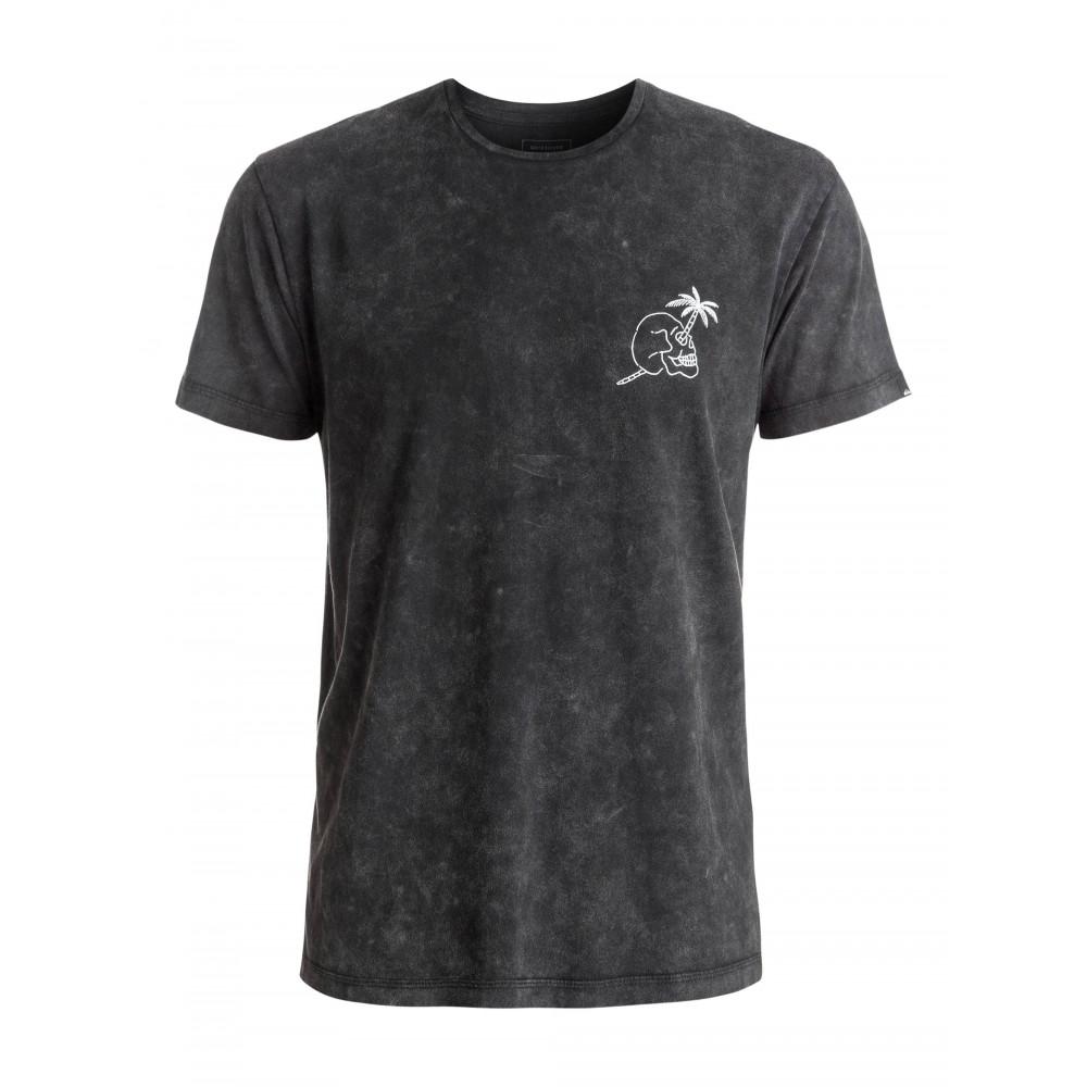 Mens Palm Skull 2 T Shirt