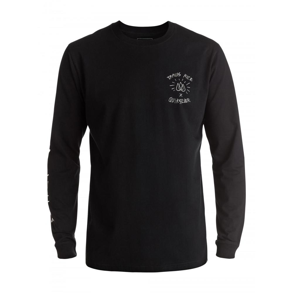 Mens Travis Rice Long Sleeve T Shirt