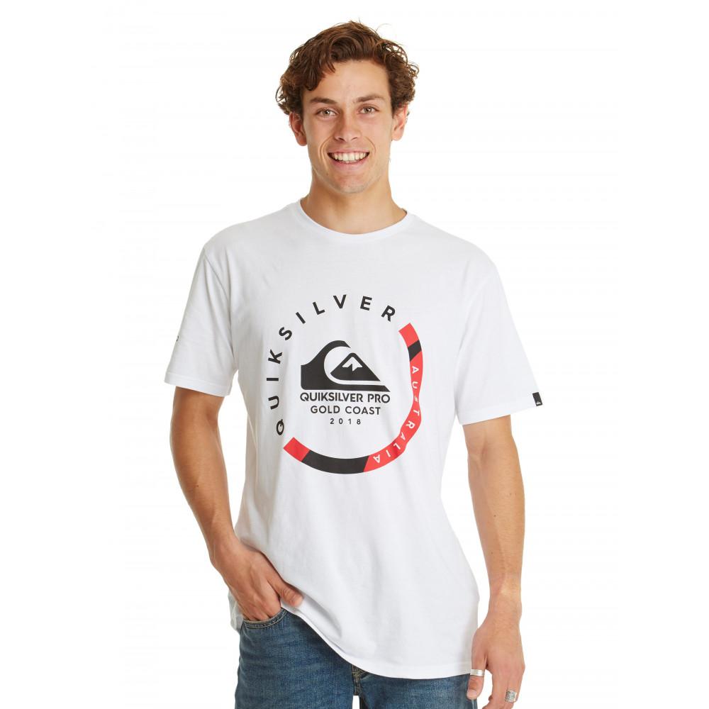 Mens Quiksilver Pro 2018 T Shirt