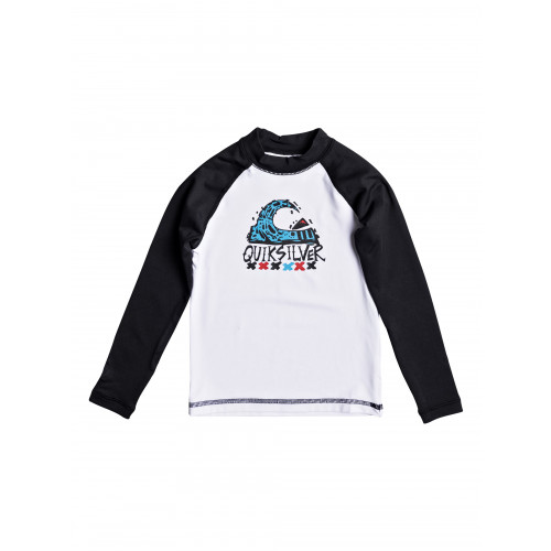 Boys 2-7 Bubble Dream Long Sleeve Rash Vest