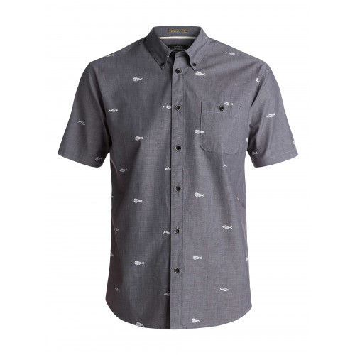 Mens Post Haste Short Sleeve Shirt