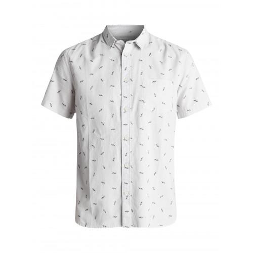 Mens Boredsnap Mini Motif Short Sleeve Shirt